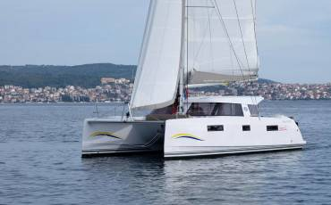 Nautitech 40 Open, Blue Point