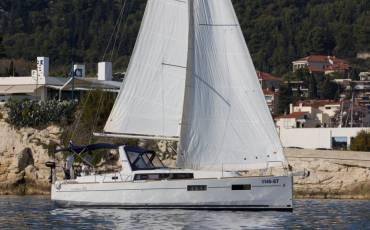 Oceanis 35, Jean Michel