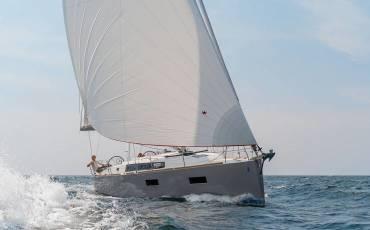 Oceanis 38, La Gaffe