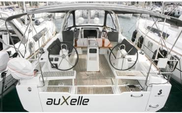 Oceanis 38, auXelle