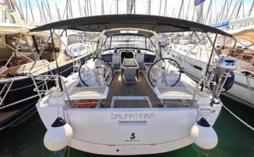 Oceanis 41.1, Dalmatinka