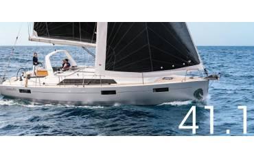 Oceanis 41.1, NEW YACHT