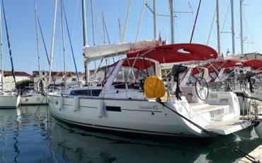 Oceanis 45, Parija II
