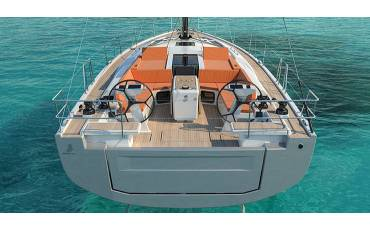 Oceanis 51.1, KAIROS with AC and generator