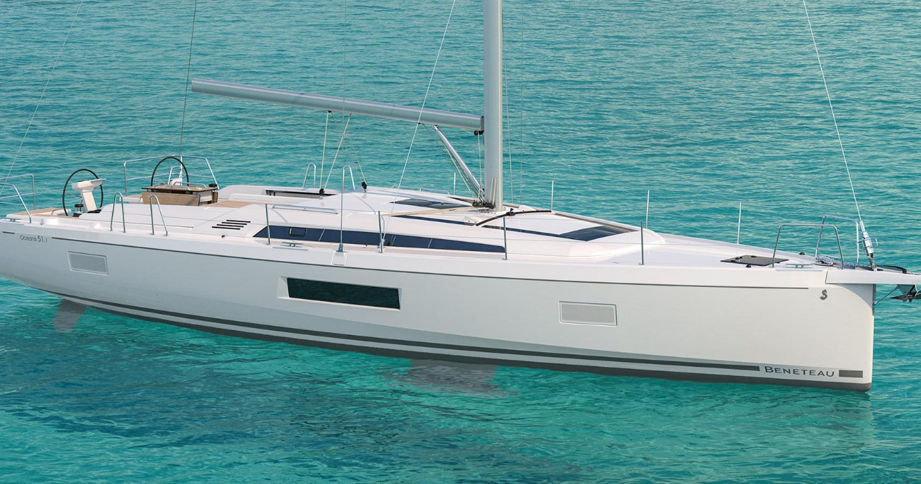 Oceanis 51.1, Alviana with AC and generator