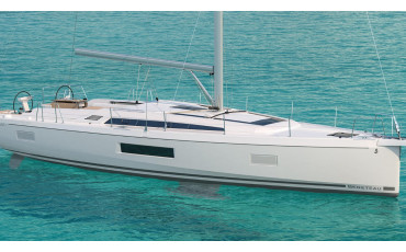 Oceanis 51.1 Alviana with AC and generator