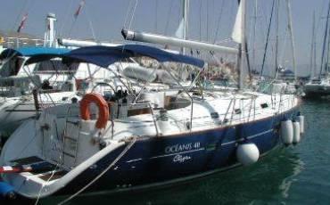 Oceanis Clipper 411, Dora