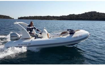 Ris Marine Exclusive 480, Mateo 3