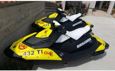 SEA DOO SPARK 90HP, Chilly