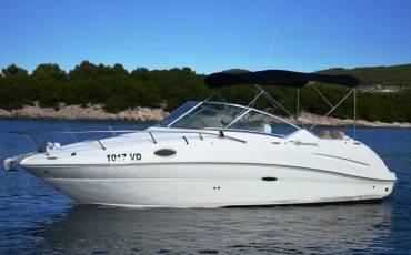 Sea Ray 240 Sundancer, 1017 VD