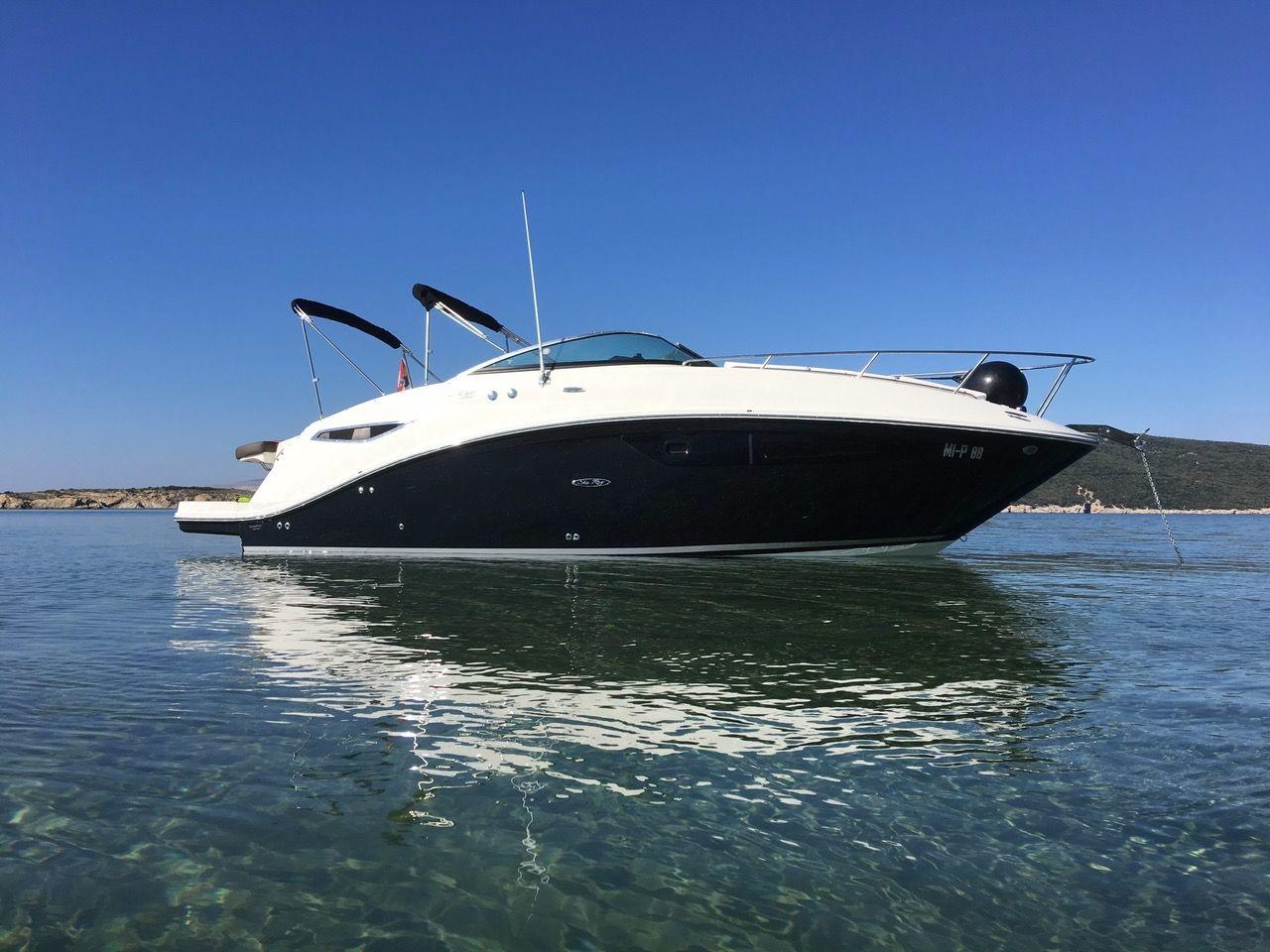 Sea Ray 260 Sundancer Marina Punat (Krk), Gizmo