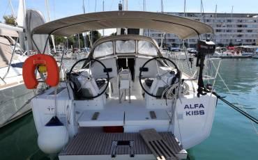 Sun Odyssey 349, Alfa Kiss