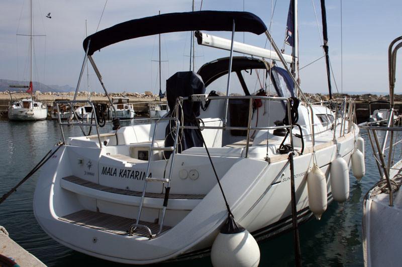 Sun Odyssey 36i, Mala Katarina
