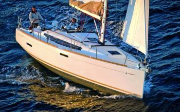 Sun Odyssey 389, Dust in the Wind