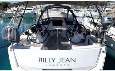 Sun Odyssey 389, Billie Jean