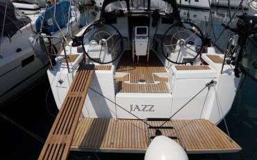 Sun Odyssey 419, Jazz