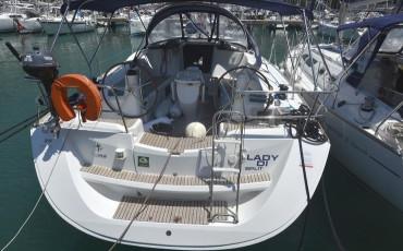 Sun Odyssey 42i, Lady Di