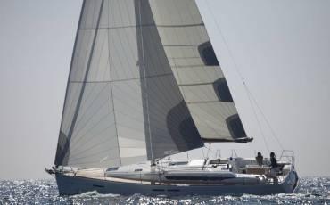 Sun Odyssey 439, Brunello