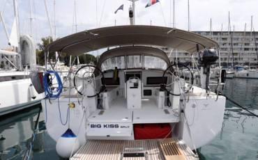 Sun Odyssey 440, Big Kiss