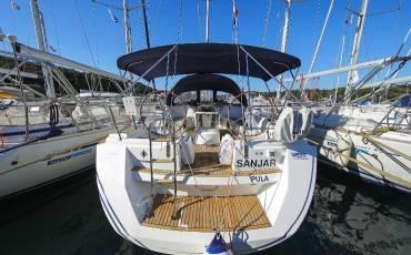 Sun Odyssey 45, Sanjar