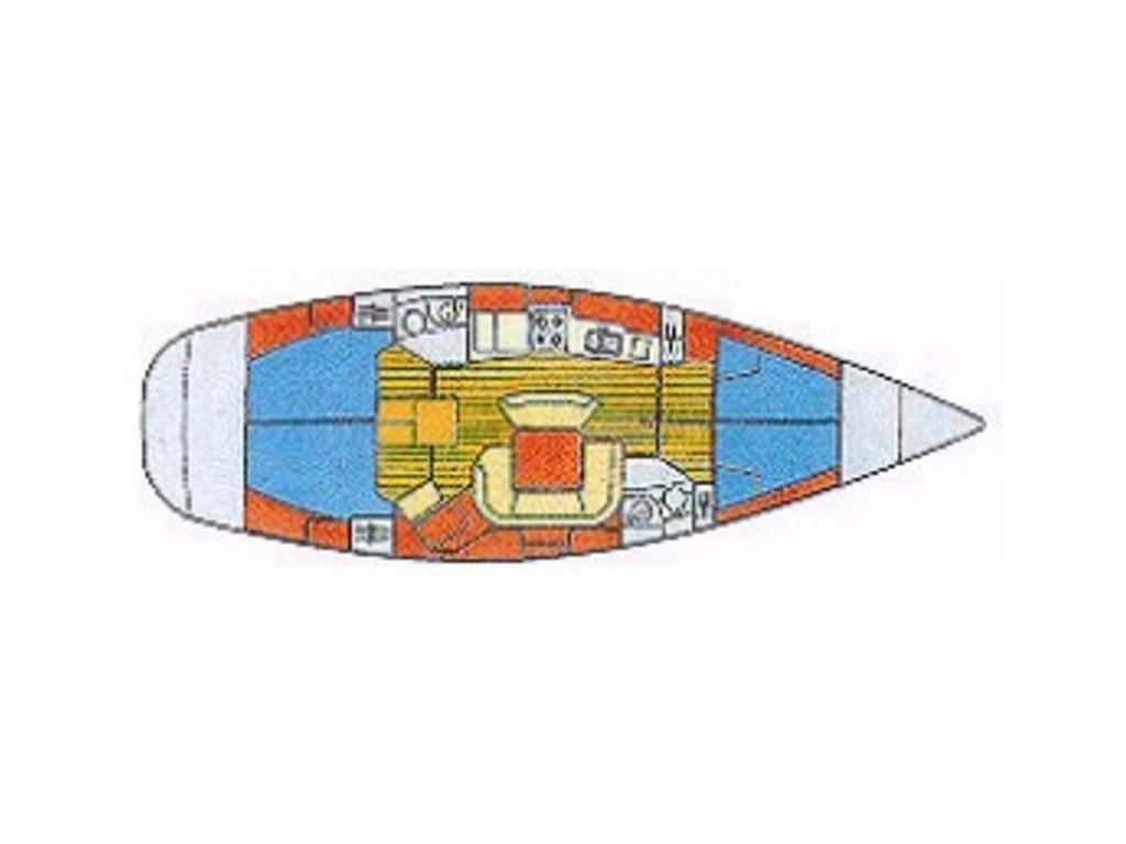 Sun Odyssey 45.2, Maki Joe