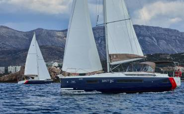 Sun Odyssey 490, GERI (BLUE HULL, AC+GEN,UNDERWATER LIGHTS)