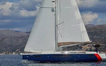 Sun Odyssey 490, FREKI (BLUE HULL, AC+GEN,UNDERWATER LIGHTS)