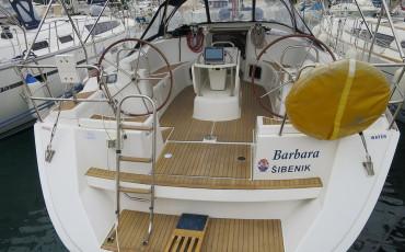 Sun Odyssey 49i, Barbara