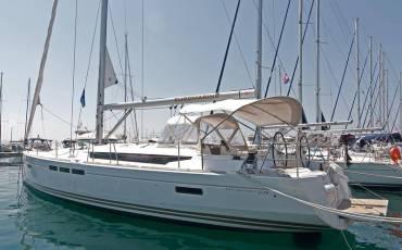 Sun Odyssey 509, Aqua Kiss