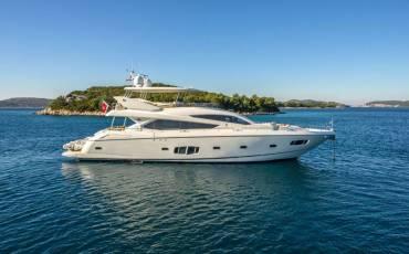 Sunseeker Yacht 80, Spirit of the Sea