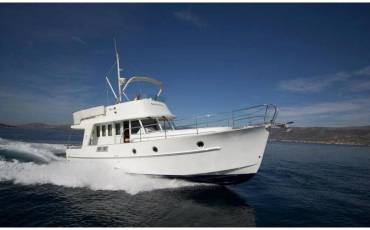 Swift Trawler 42, Skitnica