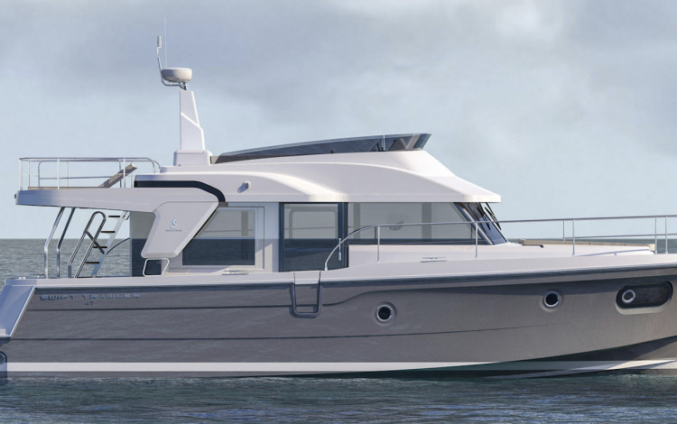 Swift Trawler 47, NO NAME